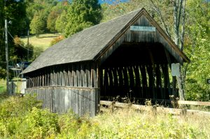NE Covered Bridge in NH