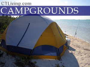 CT RV Parks and Campgrounds
