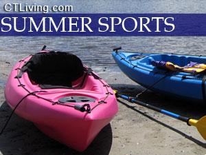 Connecticut summer sports