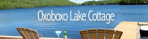 Oxoboxo Lake Cottage Rental