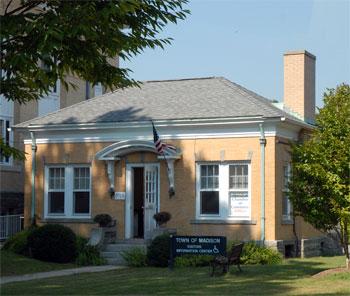 Madison CT Post Office