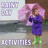 Kid Rainy Day Activities