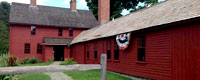 Nathan Hale Homestead, Museum, CT attraction