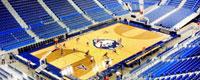 Hartford XL Center stadium arena, hartford connecticut attraction