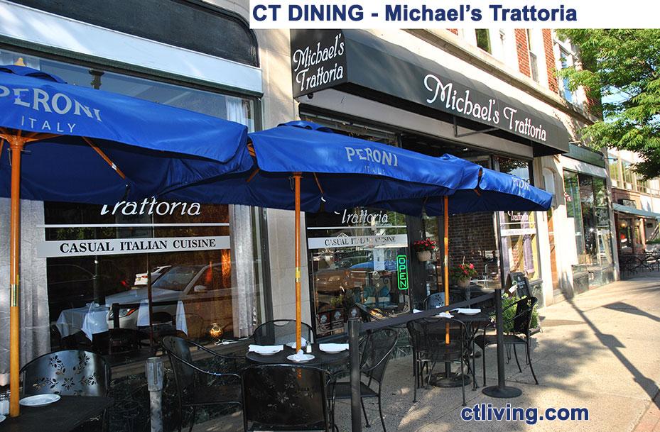 Ct Casual Italian Restaurant Dining Michaels Trattoria