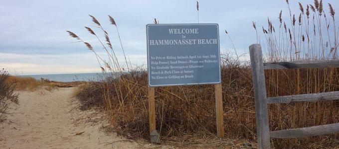 Madison CT Hammonasset State Beach Park Attraction
